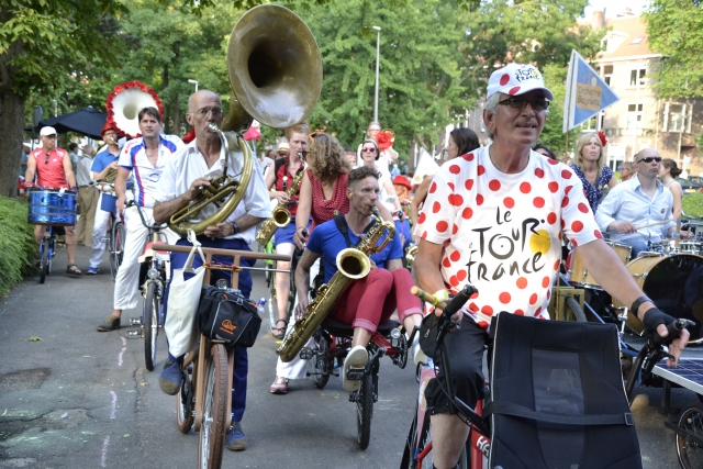 Orchestre Bicyclette 1